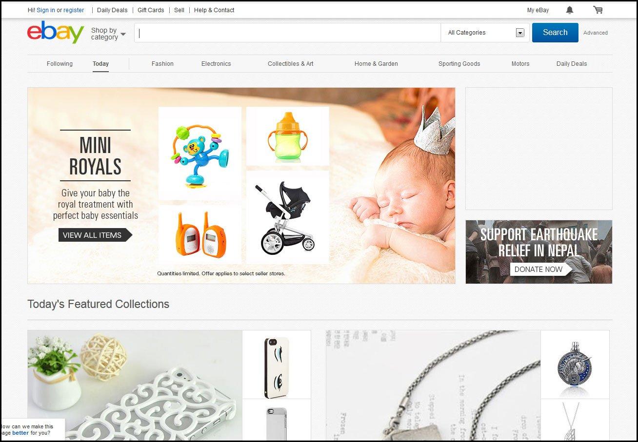 "[cml_media_alt id='3566'] 3 pav.Paieškos sistema ""Ebay"" tinklalapyje.[/cml_media_alt]"