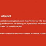 """""""Google Safe Browsing"""" blokuos pakartotinai nusižengusias svetaines"""