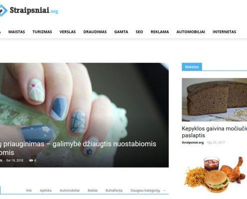 Straipsniai.org